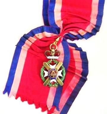 Order of the Cross of Takovo (1865 - 1903)