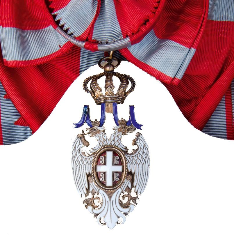 Order of the White Eagle (1882 - 1941)