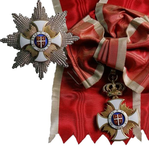 The Order of the Star of Karageorge (1904 - 1941)