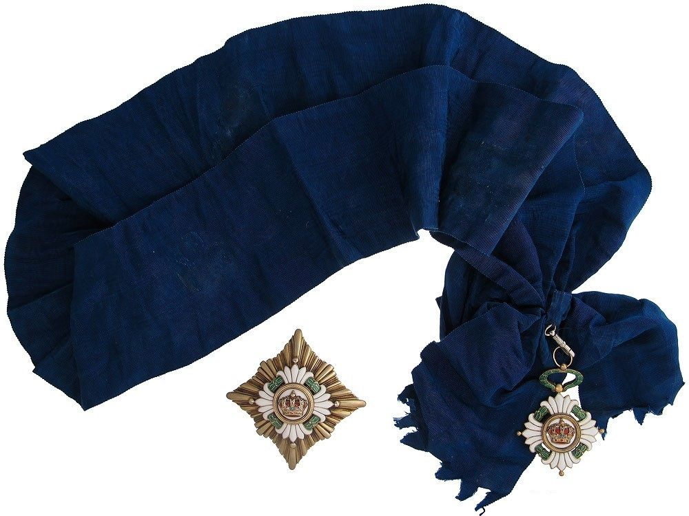 The Order of the Yugoslav Crown (1929 - 1941)